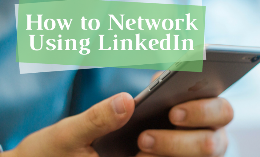 how to network using linkedin